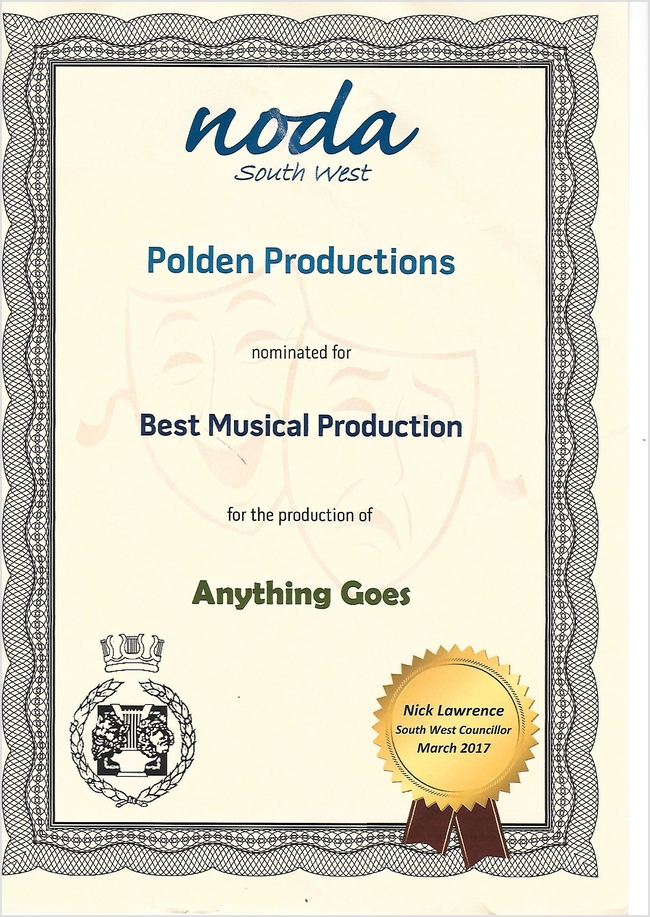 POLDEN PRODUCTIONS