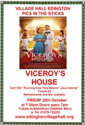 Film Night - Viceroys House