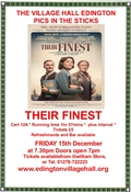 Film Night - Their Finest}