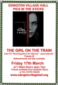 Film Night - The Girl On The Train