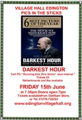 Film Night - Darkest Hour