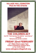 FILM NIGHT-The Children Act