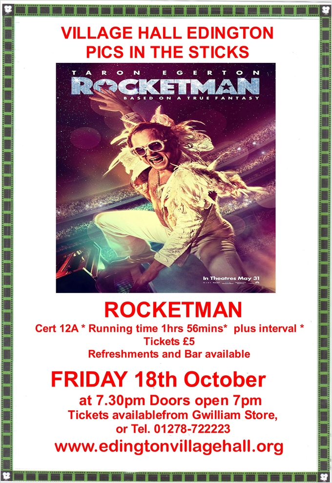 Film Night -Rocketman