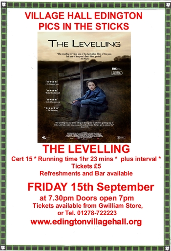 FILM NIGHT - THE LEVELLING