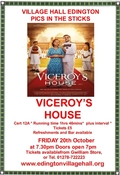 FILM NIGHT - VICROY HOUSE